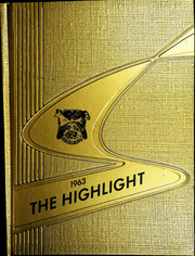 1963 Edition, Dayton High School - Highlights Yearbook (Dayton, IN)