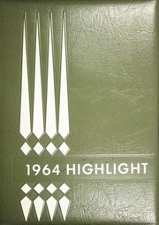 1964 Edition, Dayton High School - Highlights Yearbook (Dayton, IN)
