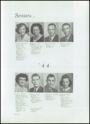 Page 11, 1944 Edition, Perrysville High School - Echoes Yearbook (Perrysville, IN) online yearbook collection