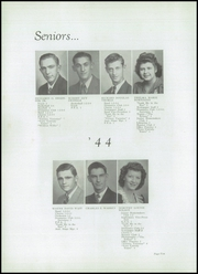 Page 12, 1944 Edition, Perrysville High School - Echoes Yearbook (Perrysville, IN) online yearbook collection