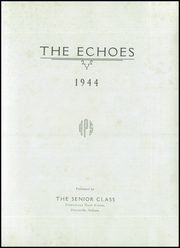 Page 3, 1944 Edition, Perrysville High School - Echoes Yearbook (Perrysville, IN) online yearbook collection