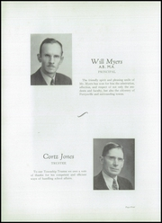 Page 6, 1944 Edition, Perrysville High School - Echoes Yearbook (Perrysville, IN) online yearbook collection
