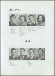 Page 9, 1944 Edition, Perrysville High School - Echoes Yearbook (Perrysville, IN) online yearbook collection