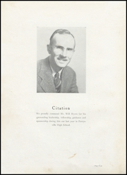 Page 8, 1946 Edition, Perrysville High School - Echoes Yearbook (Perrysville, IN) online yearbook collection