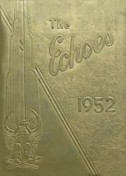 Perrysville High School - Echoes Yearbook (Perrysville, IN) online yearbook collection, 1952 Edition, Page 1