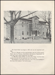Page 10, 1953 Edition, Perrysville High School - Echoes Yearbook (Perrysville, IN) online yearbook collection