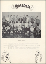 Page 37, 1955 Edition, Perrysville High School - Echoes Yearbook (Perrysville, IN) online yearbook collection