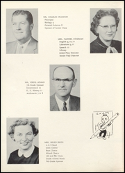 Page 40, 1955 Edition, Perrysville High School - Echoes Yearbook (Perrysville, IN) online yearbook collection