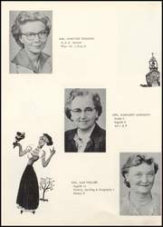 Page 42, 1955 Edition, Perrysville High School - Echoes Yearbook (Perrysville, IN) online yearbook collection