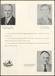 Page 43, 1955 Edition, Perrysville High School - Echoes Yearbook (Perrysville, IN) online yearbook collection