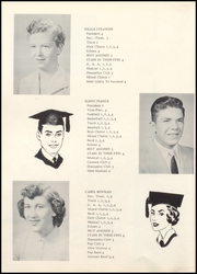 Page 46, 1955 Edition, Perrysville High School - Echoes Yearbook (Perrysville, IN) online yearbook collection