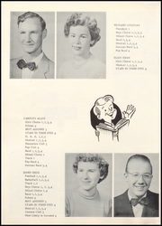Page 48, 1955 Edition, Perrysville High School - Echoes Yearbook (Perrysville, IN) online yearbook collection