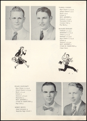 Page 50, 1955 Edition, Perrysville High School - Echoes Yearbook (Perrysville, IN) online yearbook collection