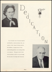 Page 7, 1955 Edition, Perrysville High School - Echoes Yearbook (Perrysville, IN) online yearbook collection