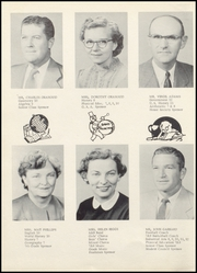 Page 14, 1956 Edition, Perrysville High School - Echoes Yearbook (Perrysville, IN) online yearbook collection