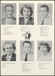 Page 15, 1956 Edition, Perrysville High School - Echoes Yearbook (Perrysville, IN) online yearbook collection