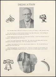 Page 7, 1956 Edition, Perrysville High School - Echoes Yearbook (Perrysville, IN) online yearbook collection
