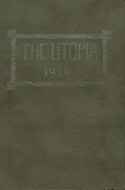 Page 1, 1924 Edition, Cayuga High School - Utopia Yearbook (Cayuga, IN) online yearbook collection