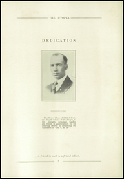 Page 11, 1924 Edition, Cayuga High School - Utopia Yearbook (Cayuga, IN) online yearbook collection