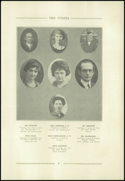 Page 13, 1924 Edition, Cayuga High School - Utopia Yearbook (Cayuga, IN) online yearbook collection