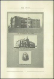 Page 9, 1924 Edition, Cayuga High School - Utopia Yearbook (Cayuga, IN) online yearbook collection