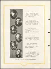 Page 12, 1925 Edition, Cayuga High School - Utopia Yearbook (Cayuga, IN) online yearbook collection
