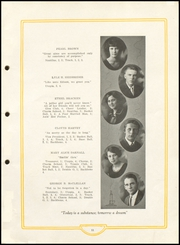 Page 13, 1925 Edition, Cayuga High School - Utopia Yearbook (Cayuga, IN) online yearbook collection