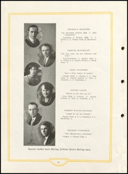 Page 14, 1925 Edition, Cayuga High School - Utopia Yearbook (Cayuga, IN) online yearbook collection