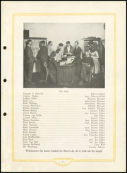 Page 7, 1925 Edition, Cayuga High School - Utopia Yearbook (Cayuga, IN) online yearbook collection