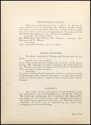 Page 10, 1939 Edition, Cayuga High School - Utopia Yearbook (Cayuga, IN) online yearbook collection
