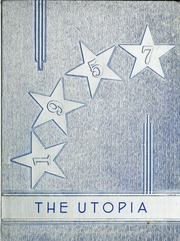 Page 1, 1957 Edition, Cayuga High School - Utopia Yearbook (Cayuga, IN) online yearbook collection