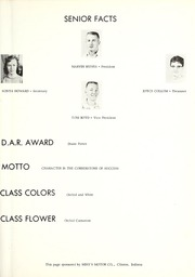 Page 11, 1957 Edition, Cayuga High School - Utopia Yearbook (Cayuga, IN) online yearbook collection