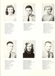 Page 12, 1957 Edition, Cayuga High School - Utopia Yearbook (Cayuga, IN) online yearbook collection