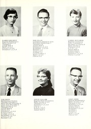 Page 13, 1957 Edition, Cayuga High School - Utopia Yearbook (Cayuga, IN) online yearbook collection