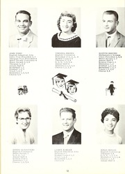 Page 14, 1957 Edition, Cayuga High School - Utopia Yearbook (Cayuga, IN) online yearbook collection