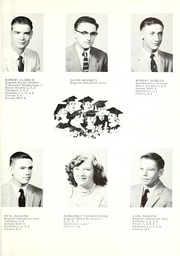 Page 15, 1957 Edition, Cayuga High School - Utopia Yearbook (Cayuga, IN) online yearbook collection