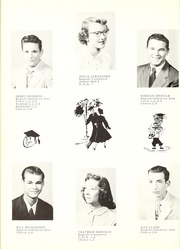 Page 16, 1957 Edition, Cayuga High School - Utopia Yearbook (Cayuga, IN) online yearbook collection