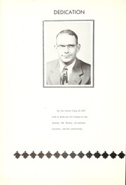 Page 6, 1957 Edition, Cayuga High School - Utopia Yearbook (Cayuga, IN) online yearbook collection