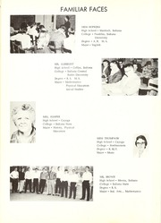 Page 8, 1957 Edition, Cayuga High School - Utopia Yearbook (Cayuga, IN) online yearbook collection