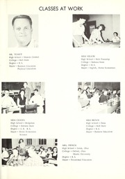 Page 9, 1957 Edition, Cayuga High School - Utopia Yearbook (Cayuga, IN) online yearbook collection
