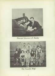 Page 10, 1950 Edition, Tunnelton High School - Tunneler Yearbook (Tunnelton, IN) online yearbook collection