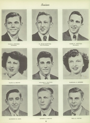 Page 12, 1950 Edition, Tunnelton High School - Tunneler Yearbook (Tunnelton, IN) online yearbook collection