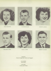 Page 13, 1950 Edition, Tunnelton High School - Tunneler Yearbook (Tunnelton, IN) online yearbook collection