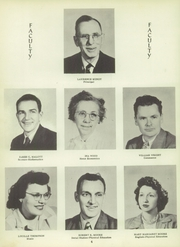 Page 8, 1950 Edition, Tunnelton High School - Tunneler Yearbook (Tunnelton, IN) online yearbook collection