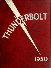 1950 Edition, Salamonie Township High School - Thunderbolt Yearbook (Warren, IN)