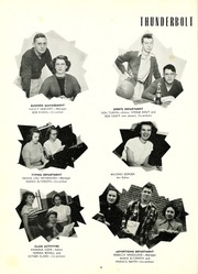 Page 10, 1950 Edition, Salamonie Township High School - Thunderbolt Yearbook (Warren, IN) online yearbook collection