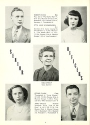 Page 12, 1950 Edition, Salamonie Township High School - Thunderbolt Yearbook (Warren, IN) online yearbook collection