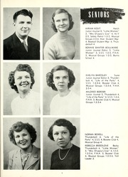 Page 13, 1950 Edition, Salamonie Township High School - Thunderbolt Yearbook (Warren, IN) online yearbook collection