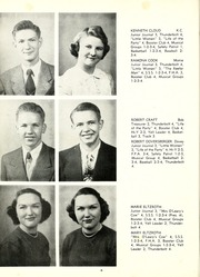 Page 14, 1950 Edition, Salamonie Township High School - Thunderbolt Yearbook (Warren, IN) online yearbook collection