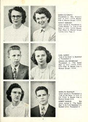 Page 15, 1950 Edition, Salamonie Township High School - Thunderbolt Yearbook (Warren, IN) online yearbook collection